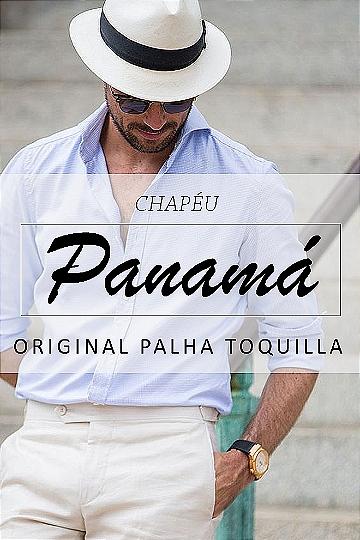 Chapéu Panamá www.chapeupremium.com.br