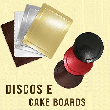 Disco e Cake