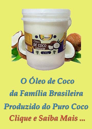 Óleo de Coco Natured