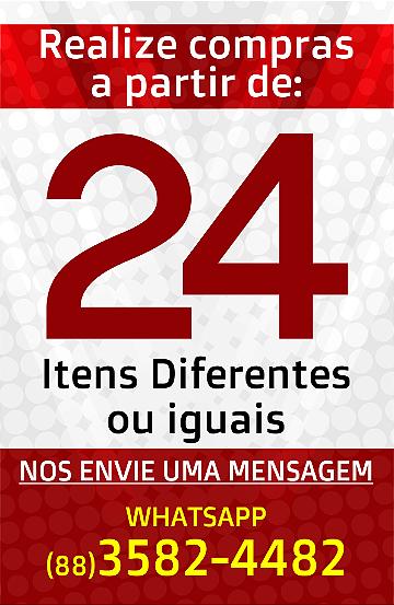 24 PEÇAS