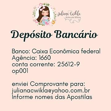 DEPOSITO BANCÁRIO