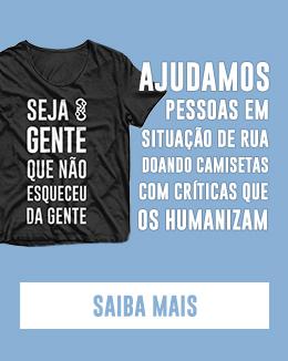 Banner Lateral Camiseta doação