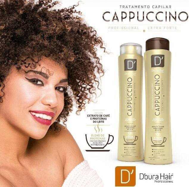 Kit Cappuccino D'oura Hair