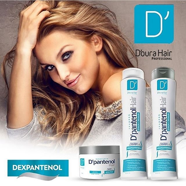 Kit D'Pantenol - D'oura Hair