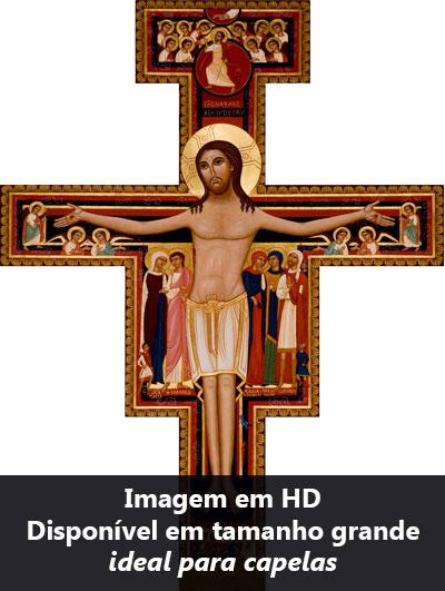 Cruz São Damião HD