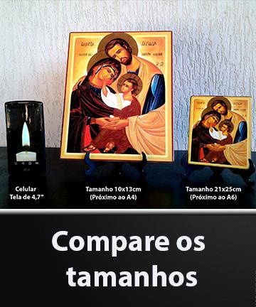 Comparação de Tamanhos