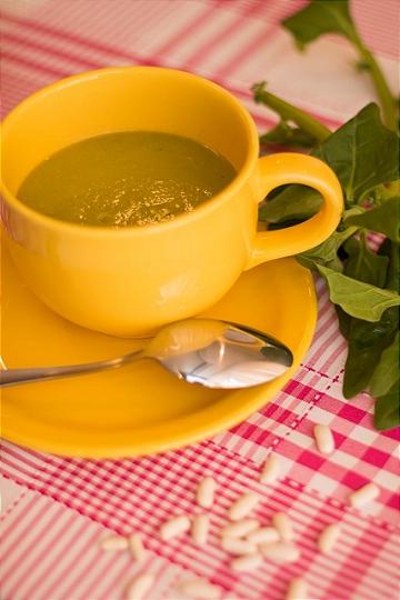 Sopa Detox Verde