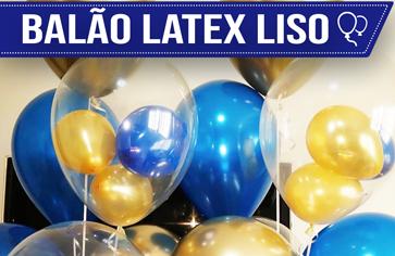Balão Latex para Arco de Balão Desconstruído todas medidas