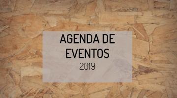 Agenda de Eventos Pantala 2019