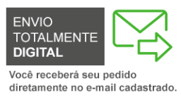 enviou via e-mail