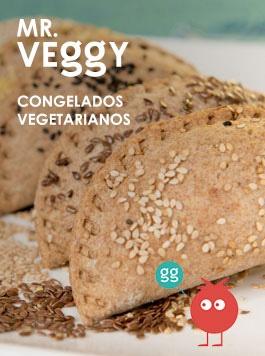 Congelados vegetarianos