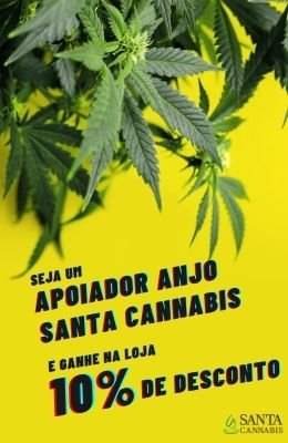 Santa Cannabis Lateral