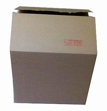 Caixa de papelão multiuso 56x55x51 cm - Pct c/5