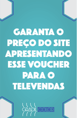 Garanta o preço do site pelo televendas