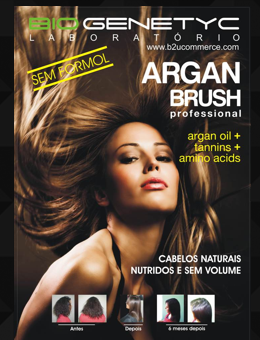 Argan Brush Express