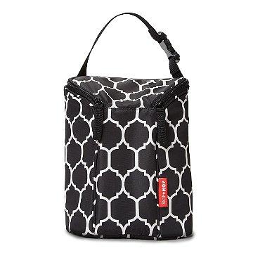 Bolsa termica para mamadeira - Double Bottle Bag - (On the Go) Onyx Tile