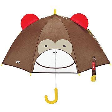 Guarda Chuva Skip Hop - Linha Zoo -  Coleção Macaco
