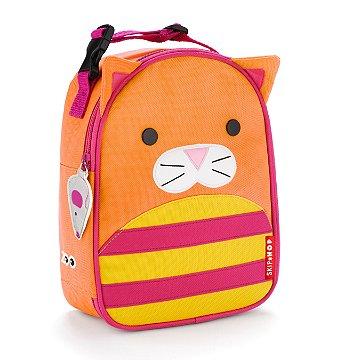 Lancheira Infantil Skip Hop - Linha Zoo - Coleção Gato