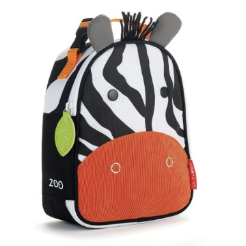 Lancheira Zoo (Lunchies) Zebra
