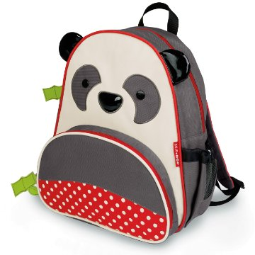 Mochila Skip Hop - Linha Zoo - Coleção Panda