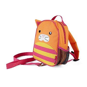Mochila com cinto Skip Hop - Linha Zoo - Coleção Gato