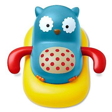 Brinquedo Infantil para diversão no banho Coruja - Skip Hop