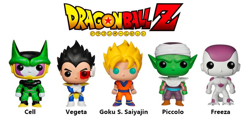 Coleção Dragon Ball Z