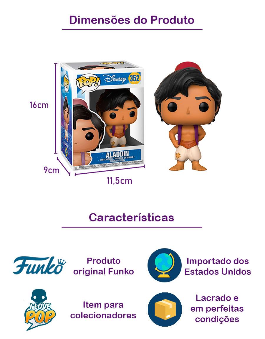Funko POP Aladdin 352