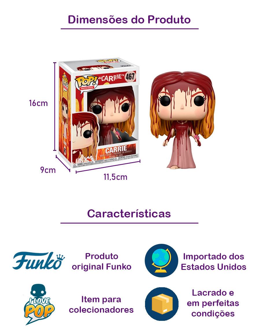 Funko POP Carrie 467