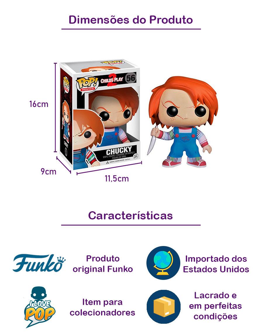 Funko POP Chucky 56