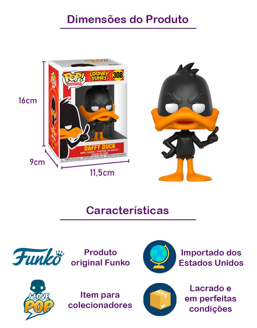 Funko POP Daffy Duck 308