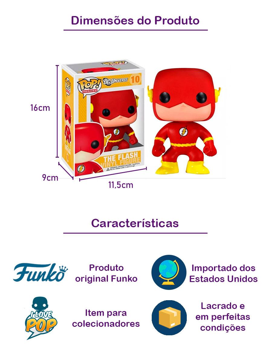 Funko POP The Flash 10