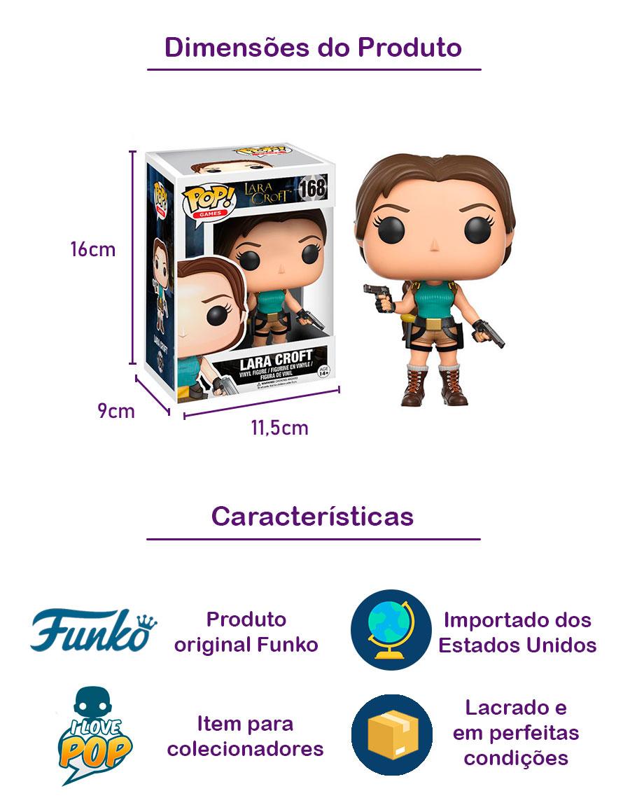 Funko POP Lara Croft 168