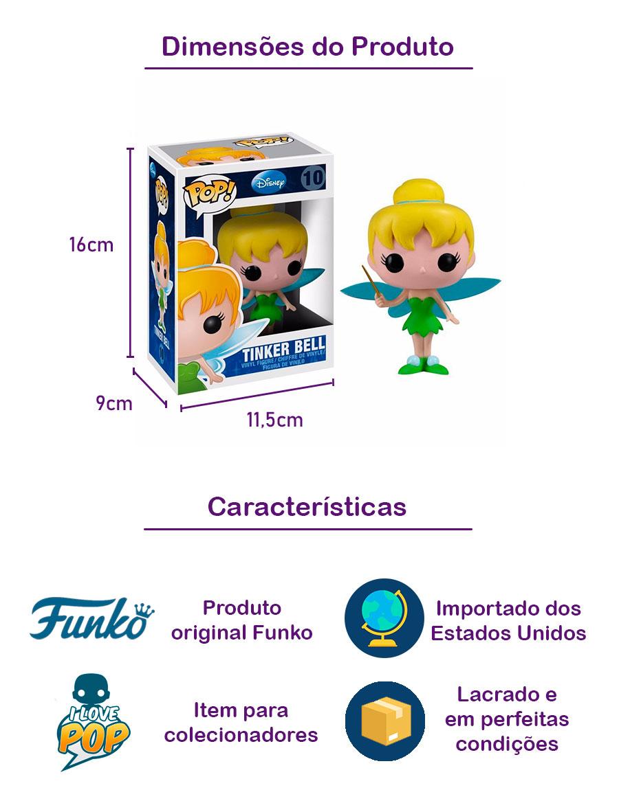 Funko POP Tinker Bell 10