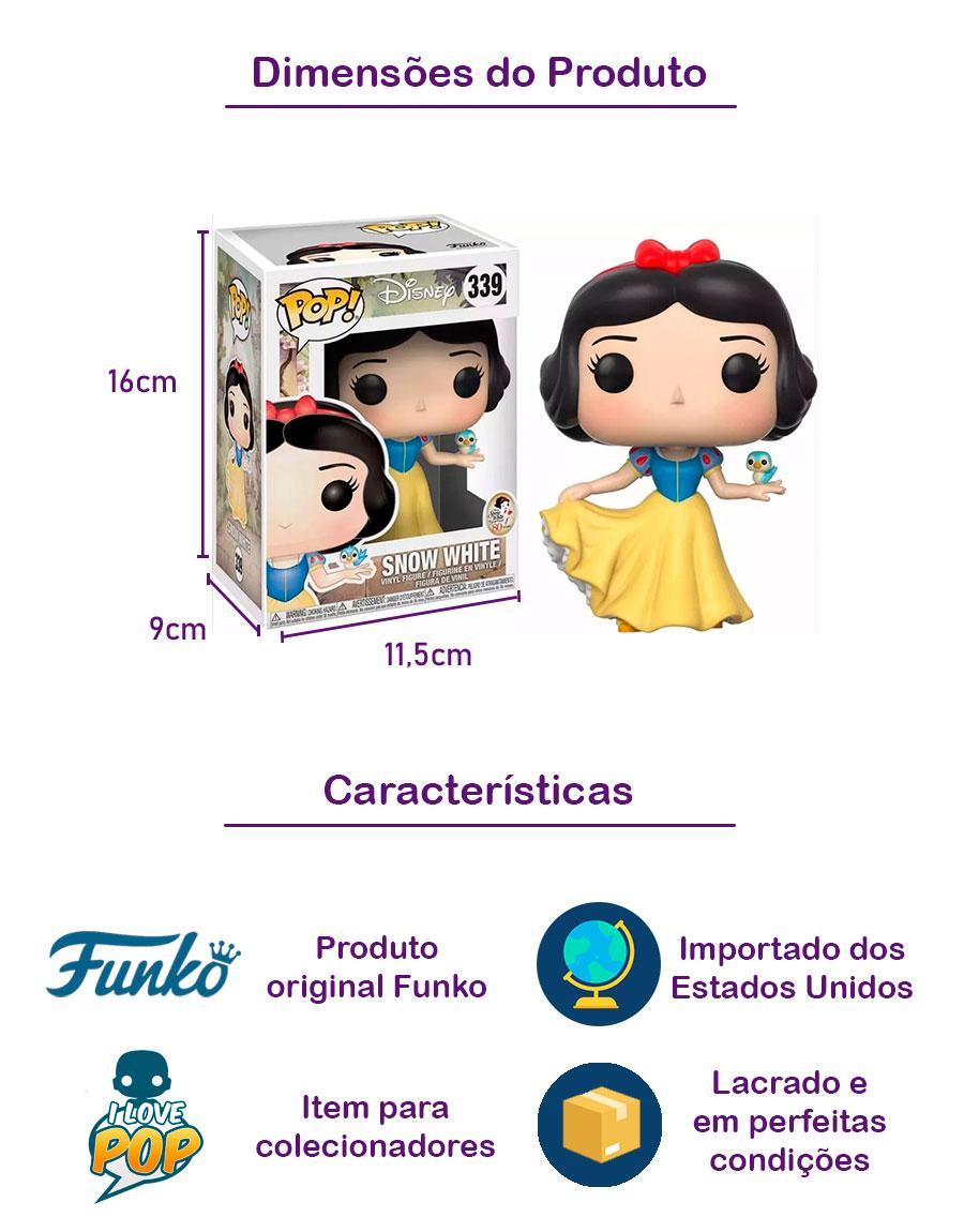 Funko POP Snow White 339