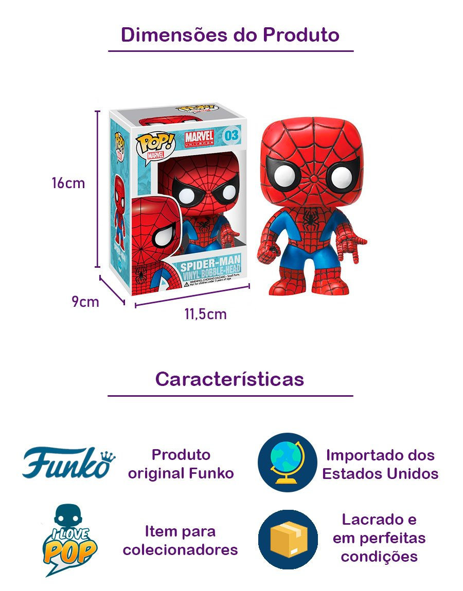 Funko POP Spider-Man 03