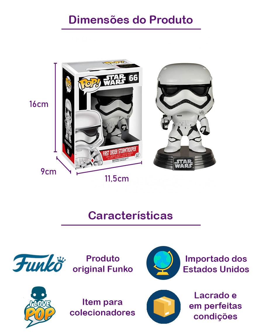 Funko POP First Order Stormtrooper 66