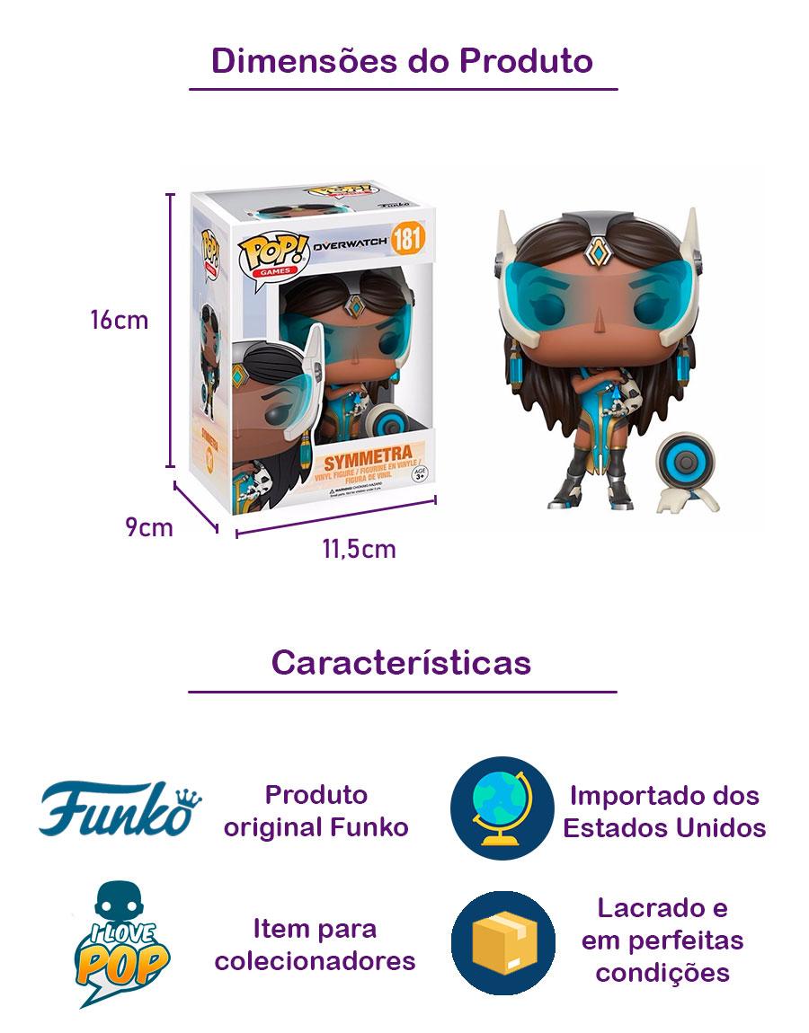 Funko POP Symmetra
