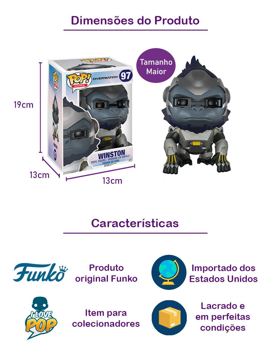 Funko POP Winston 97