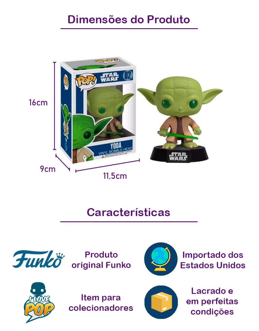 Funko POP Yoda 02