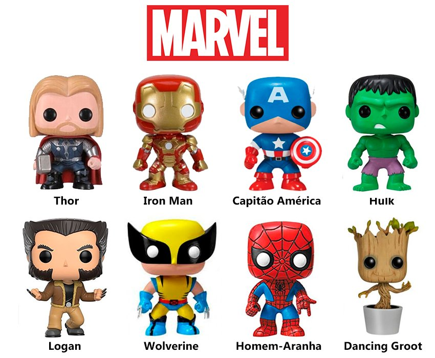 Coleção Marvel