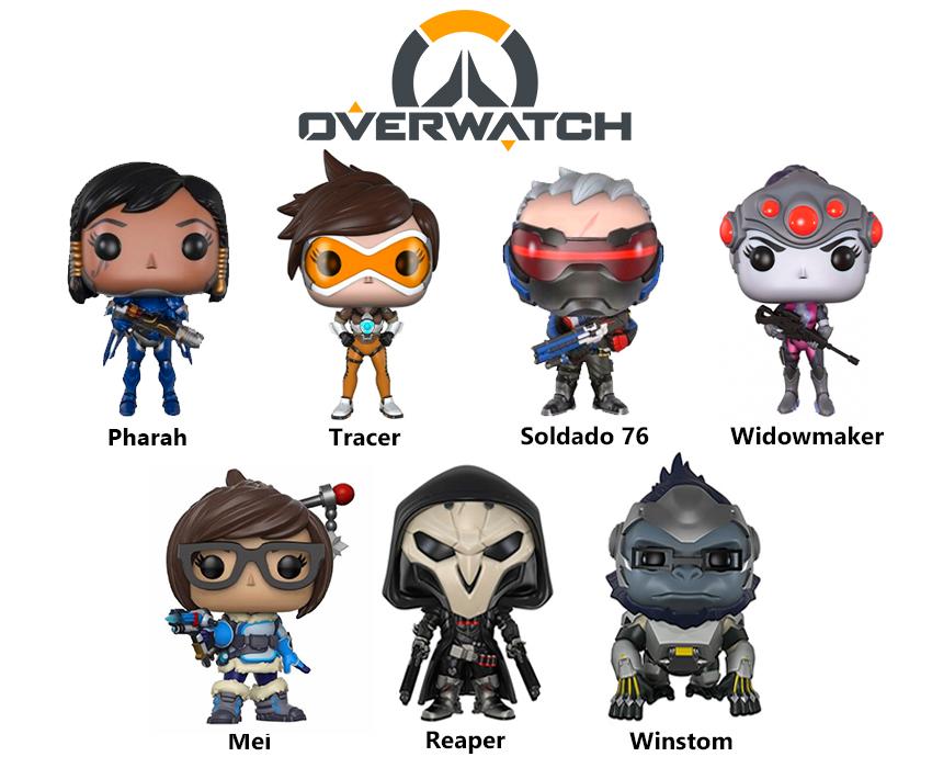 Coleção Overwatch