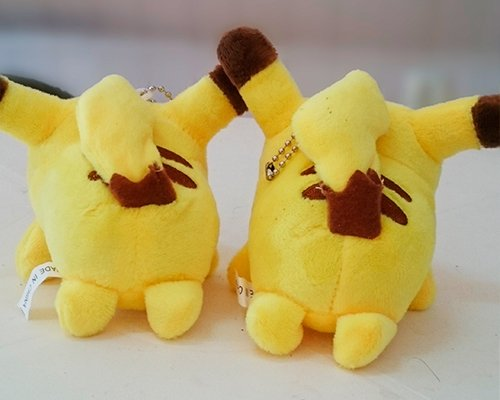 Chaveiro Pelúcia Pikachu 4