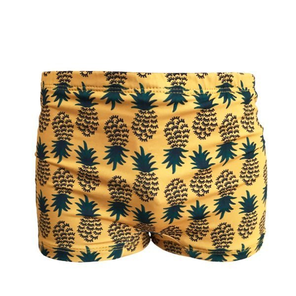 sunga-infantil-tal-mae-tal-filho-kids-abacaxi-amarelo