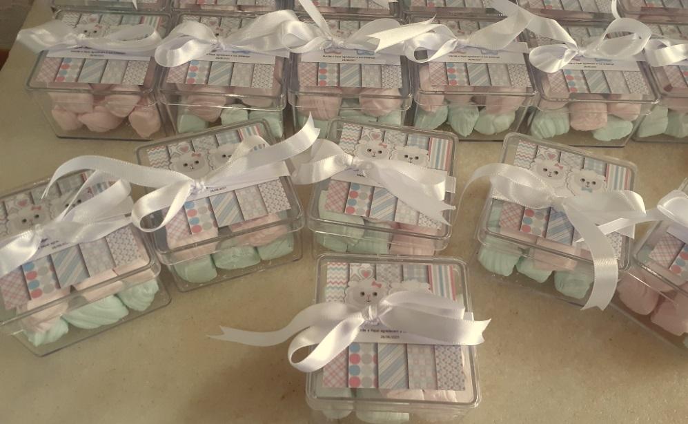 Avaliações de clientes- Sabores festas balas de coco