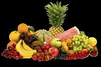 Sabores de frutas