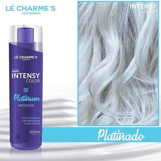 4205e2d3e ... Le Charmes Matizador Juju Intensy Color - Platinum 500ml (+Brinde) -  Imagem 4 ...