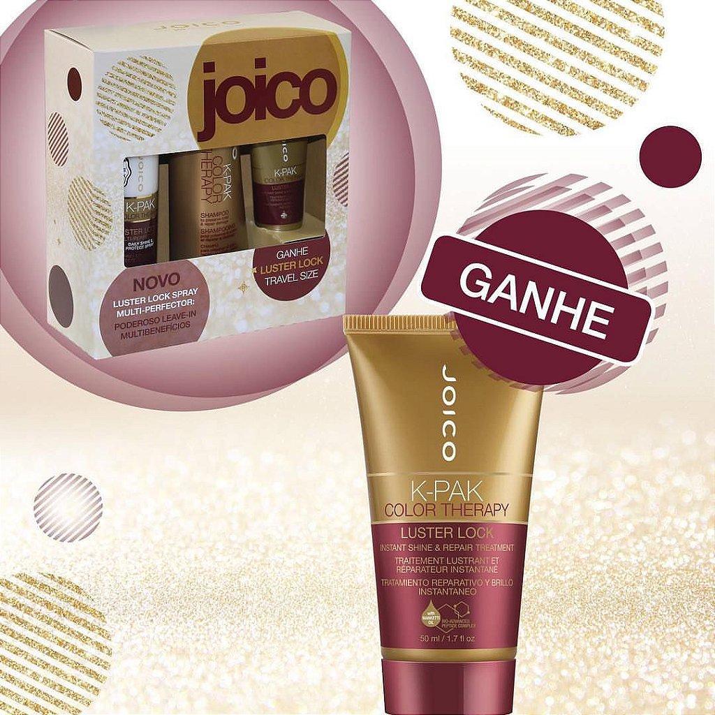 ea58e483ba3 ... Joico K-Pak Kit Luster Lock e Color Therapy 3 Produtos Promoção -  Imagem ...