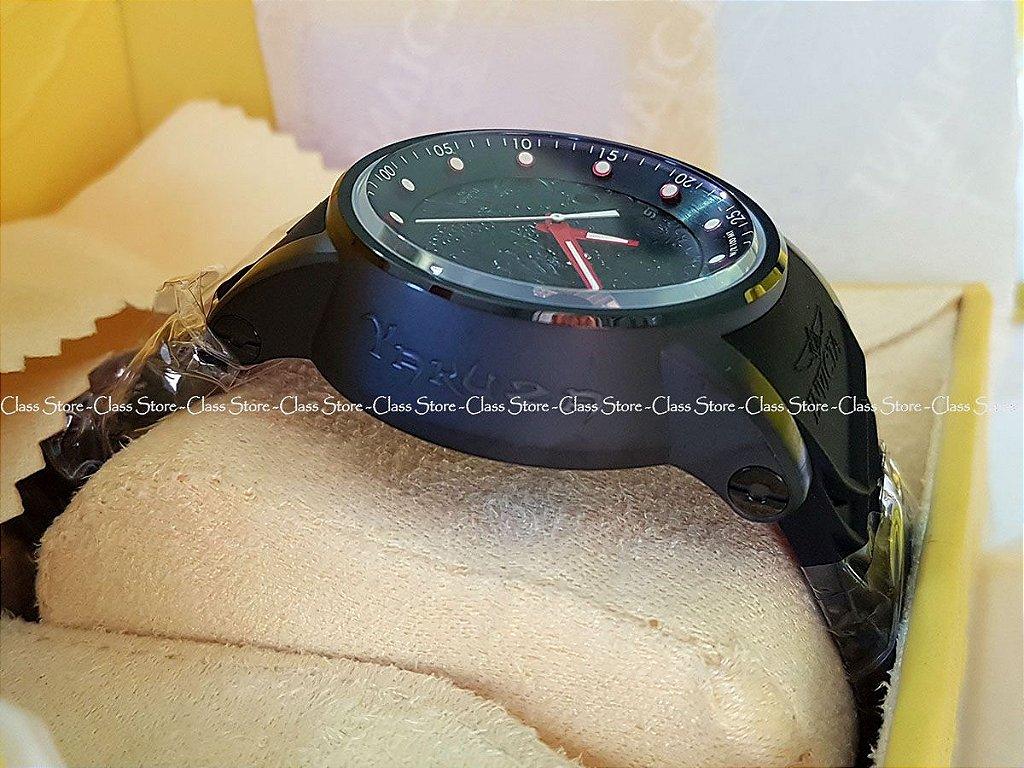 0e83b5ab492 ... Relógio INVICTA 18213 S1 Rally Yakuza Automático Preto - Imagem 4 ...