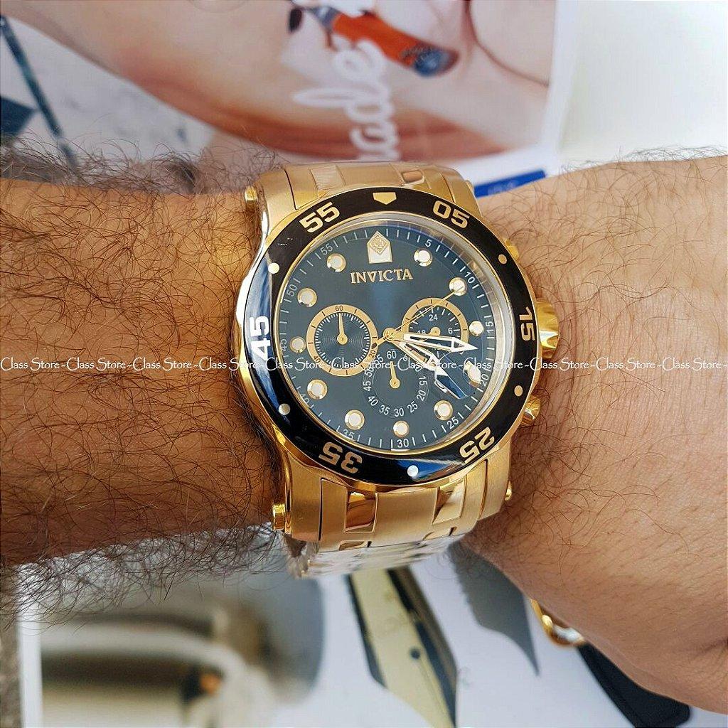 994e199c7e8 ... Lançamento INVICTA 23650 Pro Diver Pulseira Dupla Troca Fácil - Imagem  8 ...